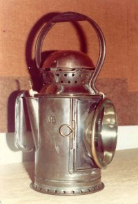 1990 Orig Sugg Railway Hand lamp 200