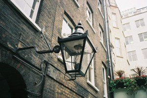 6585[4] Kempton sq lamp