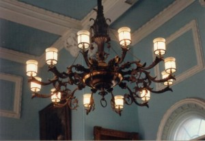 Arundel 36 lt gas chandelier 550 w