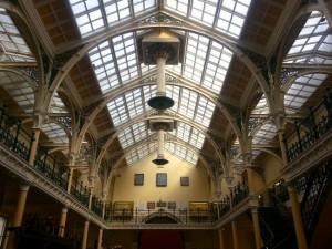 Birmingham Art Gallery view - 550w