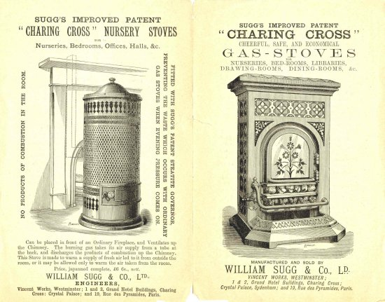 Charing Cross Gas fires outer ads 550 px