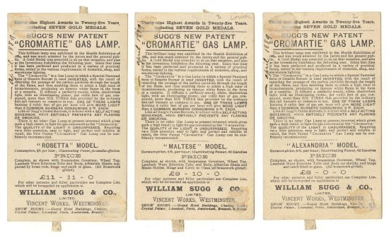 Cromartie Advertising Cards Reverse Rot cut 550 pix