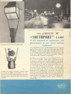 Gp B Southport Leaflet - front 260