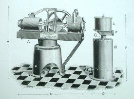 Hot Air Eng Press Incr Sept 1908 close 25 25 275