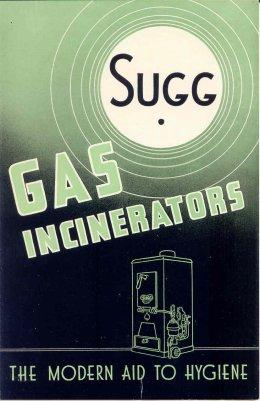 Incinerators cvr 260