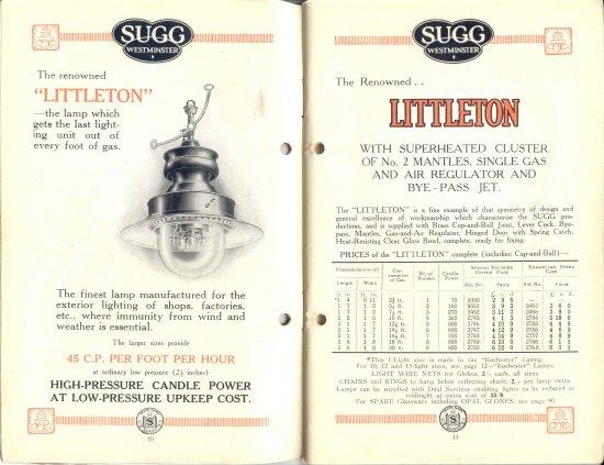 List 11 1931-2 10 & 11 550