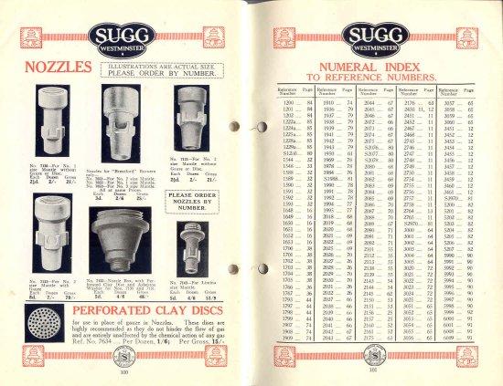 List 11 1931-2 100 & 101 550