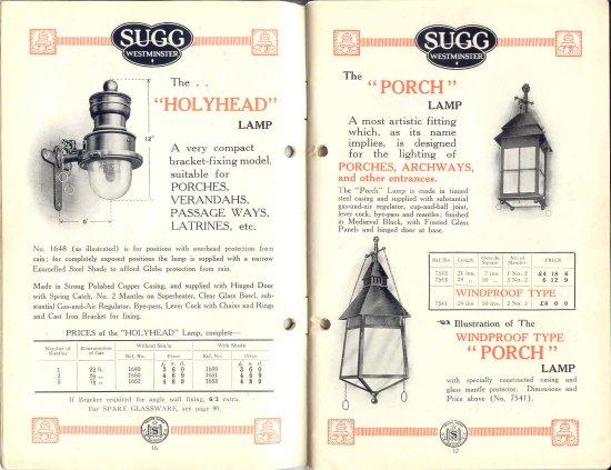 List 11 1931-2 16 & 17 550