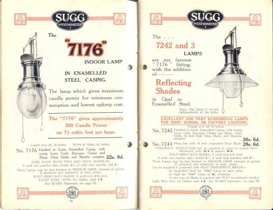 List 11 1931-2 18 & 19 550