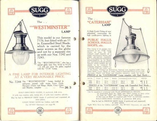 List 11 1931-2 20 & 21 550