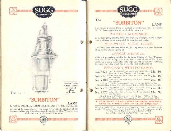 List 11 1931-2 22 & 23 500