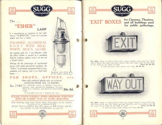 List 11 1931-2 24 & 25 500