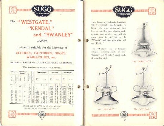 List 11 1931-2 26 & 27 500