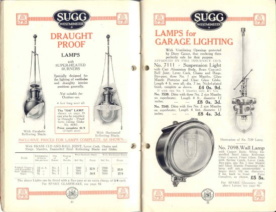 List 11 1931-2 30 & 31 550