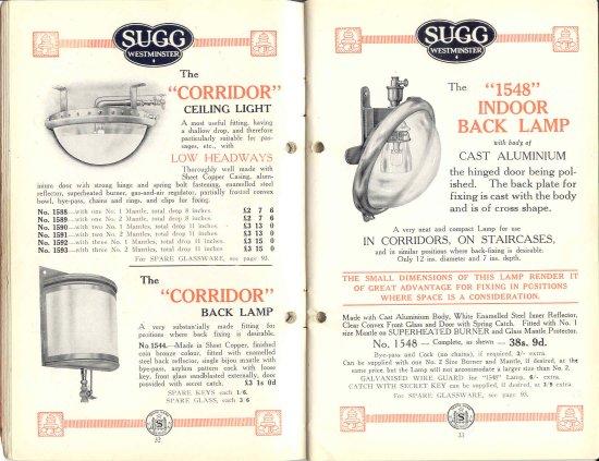 List 11 1931-2 32 & 33 550