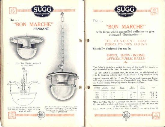 List 11 1931-2 34 & 35 550