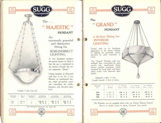List 11 1931-2 36 & 37 550