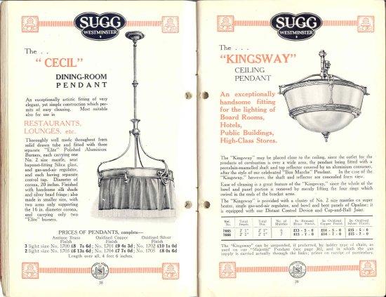 List 11 1931-2 38 & 39 550