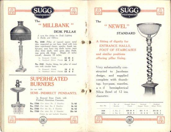 List 11 1931-2 52 & 53 550