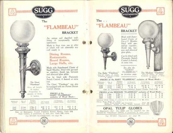 List 11 1931-2 54 & 55 550