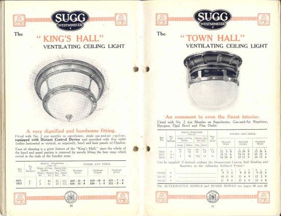 List 11 1931-2 58 & 59 550