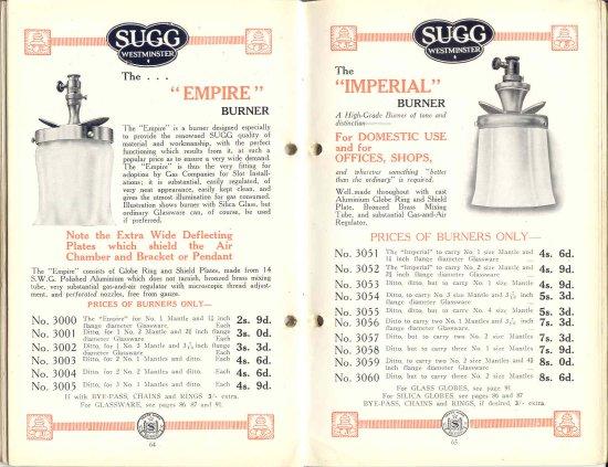 List 11 1931-2 64 & 65 550