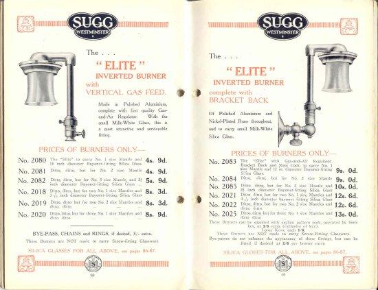List 11 1931-2 68 & 69 550