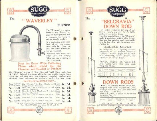 List 11 1931-2 72 & 73 550