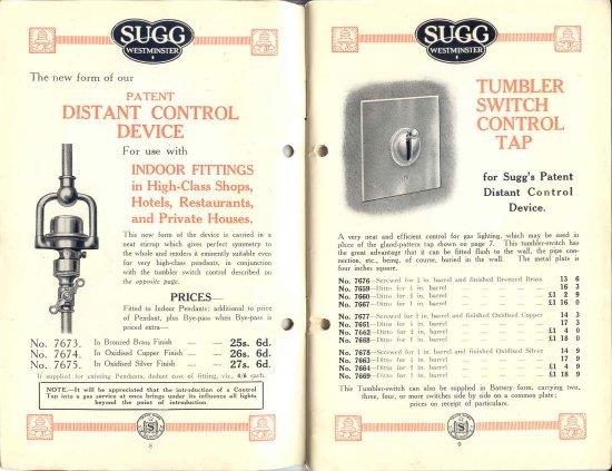 List 11 1931-2 8 & 9 550