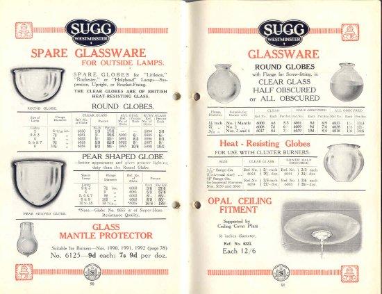 List 11 1931-2 90 & 91 550