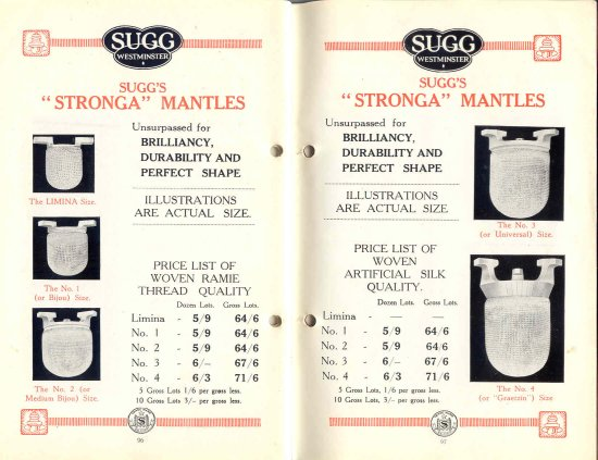 List 11 1931-2 96 & 97 550