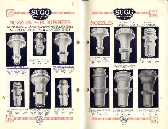 List 11 1931-2 98 & 99 550