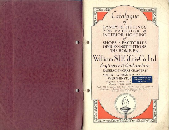 List 11 1931-2 cover - 1 550