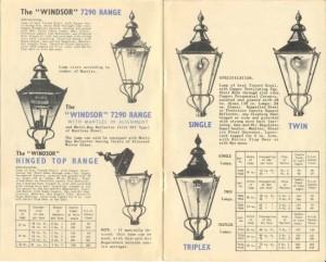 Public Ltg Square Lamps leaflet 2 550