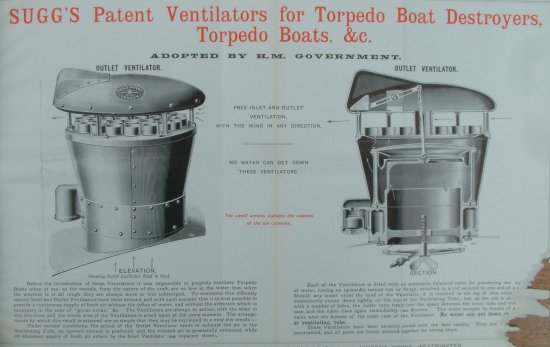 Ventilators for Torp Boat Destroyers etc 2 550 px