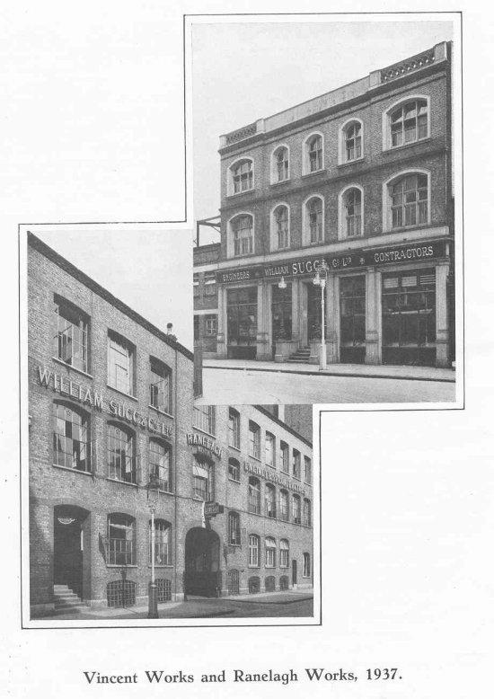 Vincent & Ranelagh Works 1937 550px