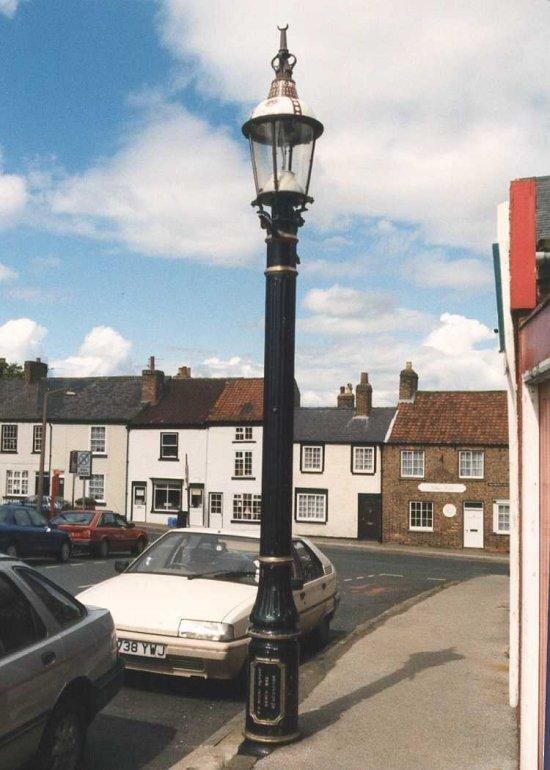 Webbs Sewer Lamp 550
