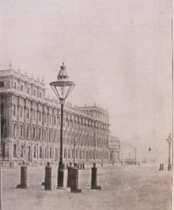 Westminster, Whitehall 1880 550 w