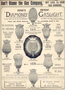 Diamond Gaslight 550